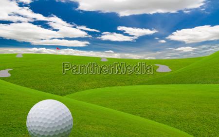 calle de golf