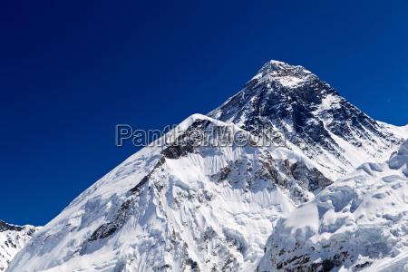 cumbre del monte everest