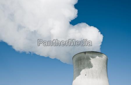 torre de enfriamiento poder condensacion reactor