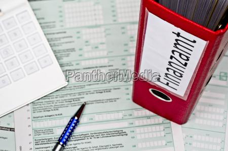 expediente impuesto forma entrar