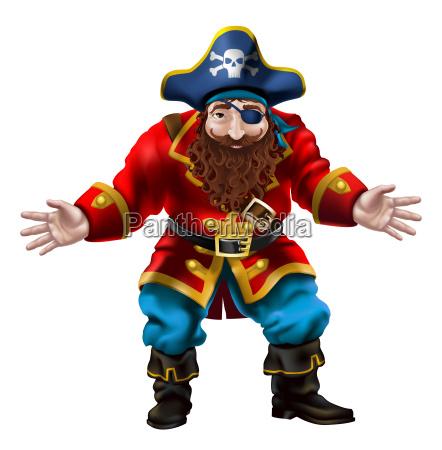 azul mano manos liberado marinero sombrero