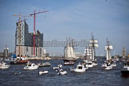 cumpleanyos del puerto de hamburgo