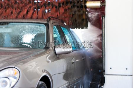 coche carro vehiculo transporte automovil limpio