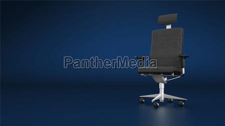 silla de chefsilla de oficina fondo