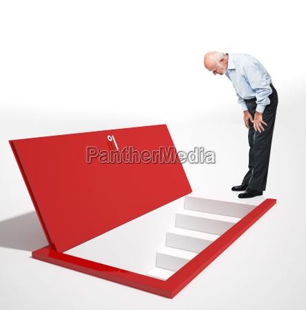 puerta posicion abierto oportunidad destape permanente