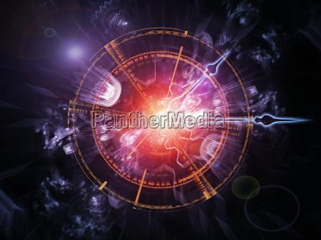 universo del reloj
