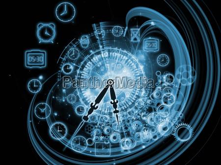 tiempo mecanismo