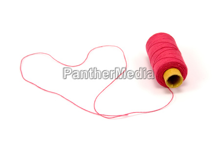 hilo forma cuerda cable educado algodon