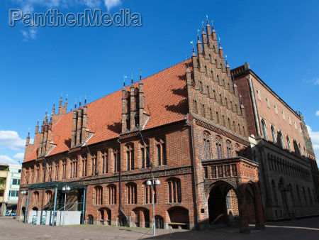 altes rathaus old town hall in