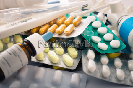pastillas tabletas y suministros medicos