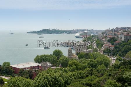 bosporus classic view