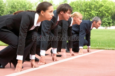 mujer personas gente hombre carrera deporte
