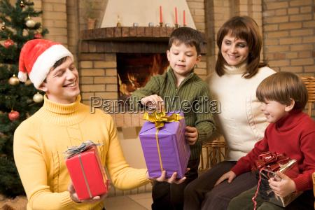las vacaciones familiares