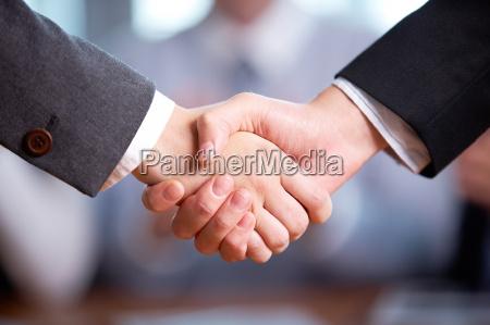 gesto mano manos apreton de manos