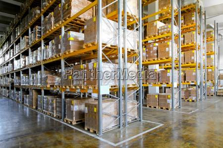estantes storehouse