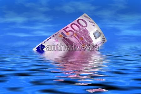 500 eur pasar por debajo