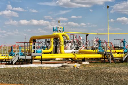 unidad de gas de proceso