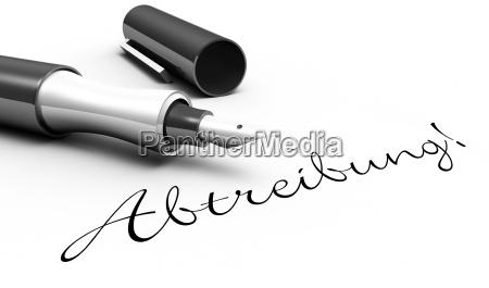 disenyo fuente carta pluma estilografica relleno