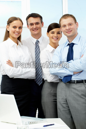 friendly business group