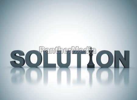 solution illustration