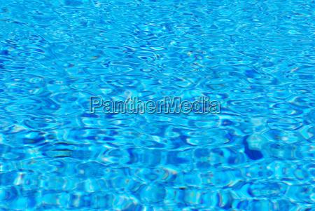 azul verano veraniego ondas transparente piscina