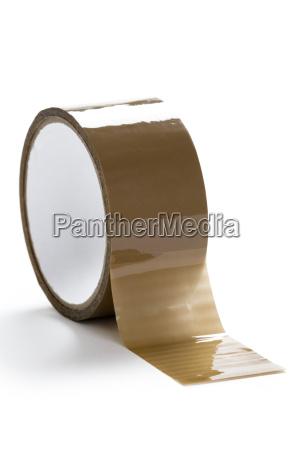 cinta de paquete