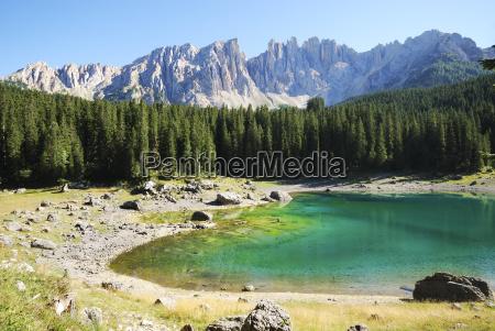 azul montanyas madera dolomitas alpes tirol