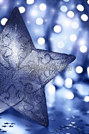 decoracion de estrellas adorno de arbol