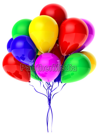 globos del vuelo