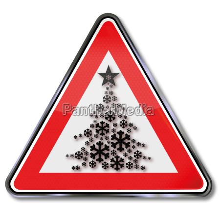 shield christmas tree and stars