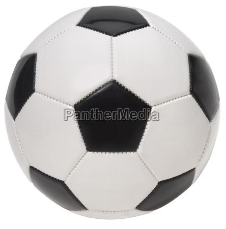 balon de futbol de cerca