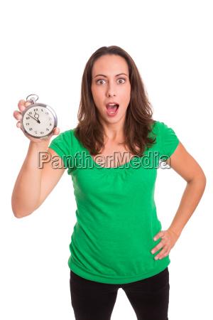 tiempo entrega oferta cita