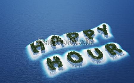 happy hour island concept 3