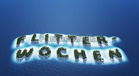 honeymoon island concept 3