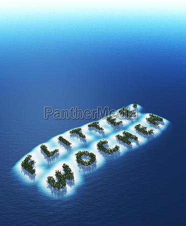 honeymoon island concept 2