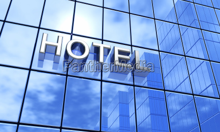 look up 4 hotel concept