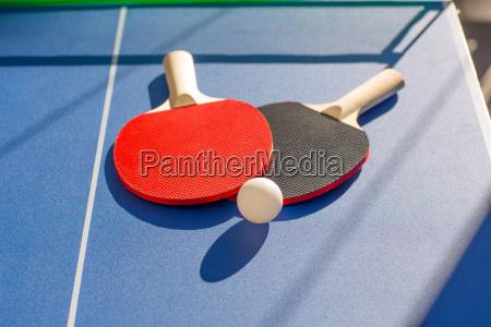 tenis de mesa ping pong dos