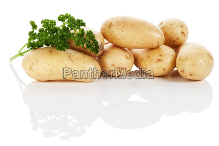 patatas con petersilie