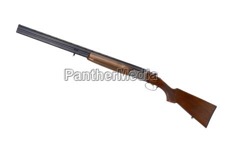 gemelo arma de fuego arma crujido
