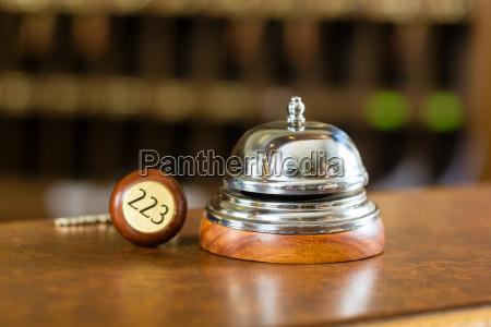 recepcion hotel campana y la