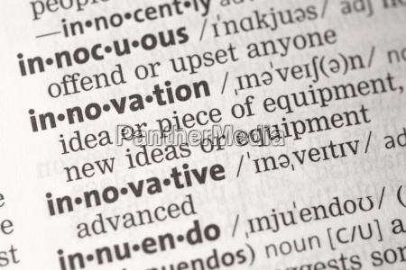 definicion de la innovacion en el