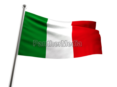 flag states italian italy nation community