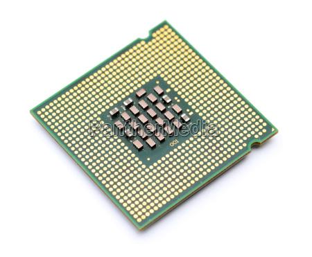 unidad de procesador de ordenador