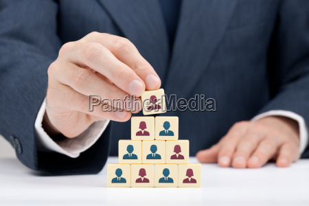 woman ceo and human resources
