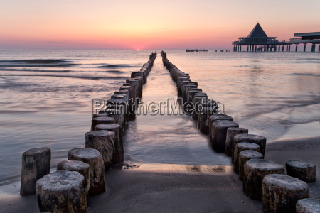 beach of usedom