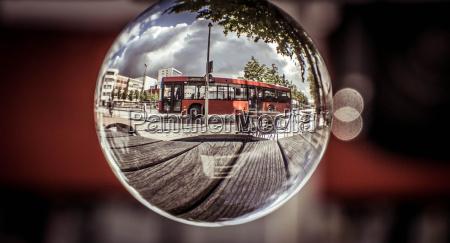 trae traeer spejling kol glaskugle glasagtig