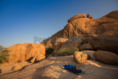 africa namibia estancia al aire libre