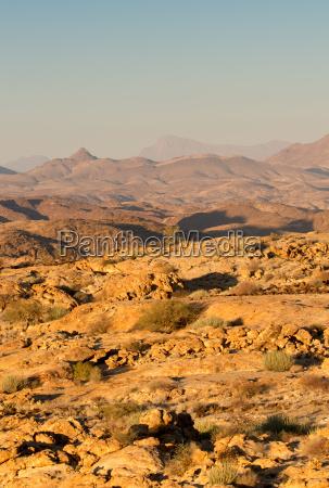 montanyas desierto africa namibia seco libre