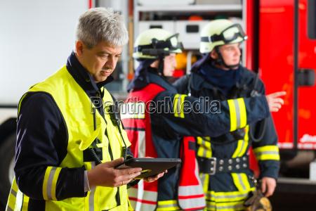 brigada de bomberos planificacion operativa