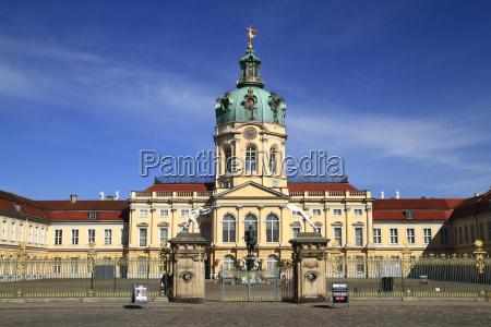 castillo de charlottenburg